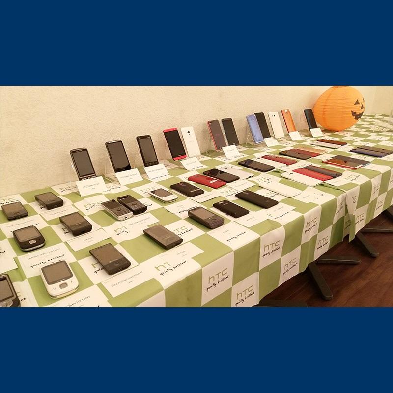 HTC NIPPON主催ファンミーティング『HTC Meet U』大阪(HTC U12plus)
