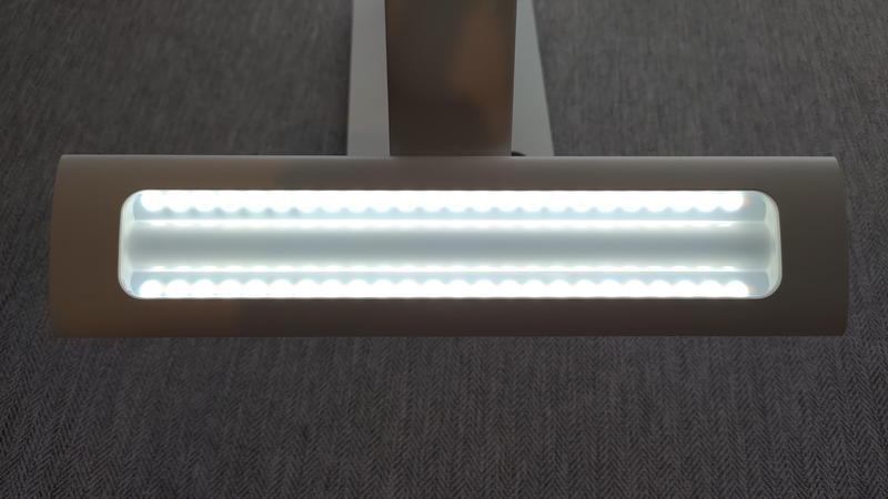 TaoTronicsデスクライトTT-DL092の白色発光LED