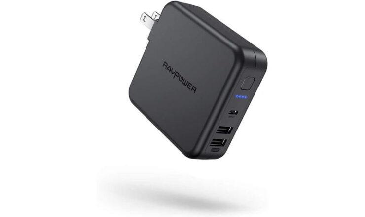 コンセントプラグ搭載でUSB充電器にもなるRP-PB125