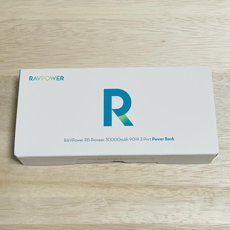 RAVPower RP-PB232の品パッケージ