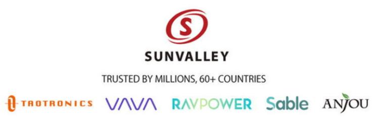 RAVPower(ラブパワー)ってどんな会社?