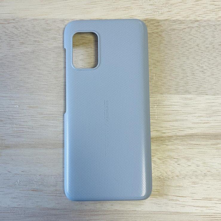 Zenfone8(ZS590KS)の同梱スマホケース