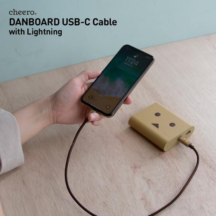 cheero DANBOARD USBtypeC Cable with Lightningのオススメポイント