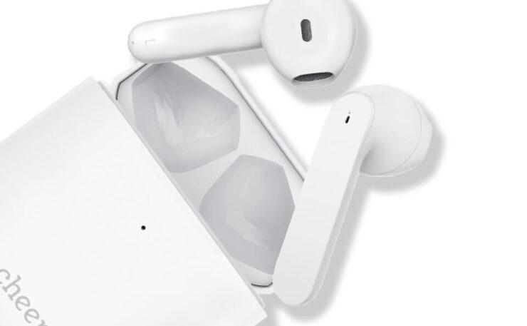 cheero Wireless Earphones Light Style2は便利な自動電源ON機能と充電機能付イヤホンケース