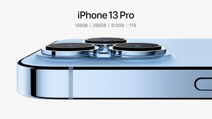 iPhone13Proシリーズのストレージ一覧